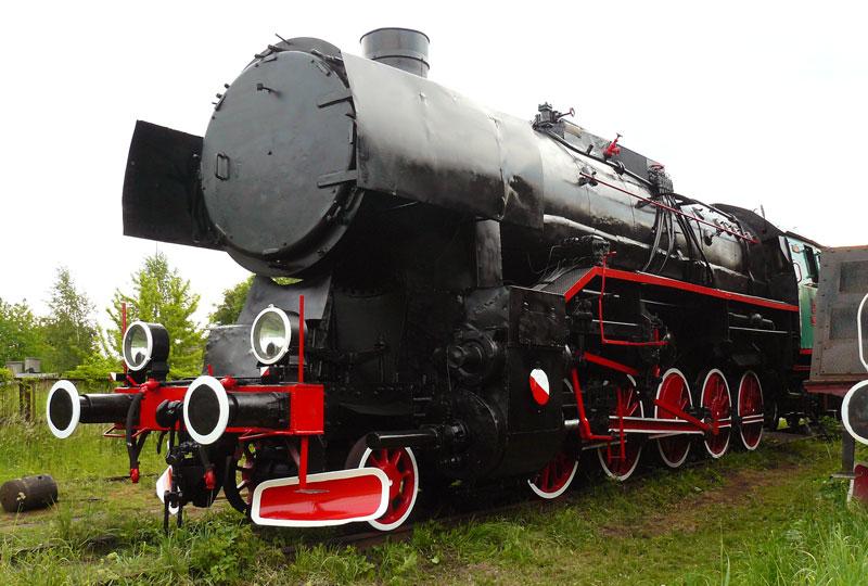 Parowóz Ty43-1